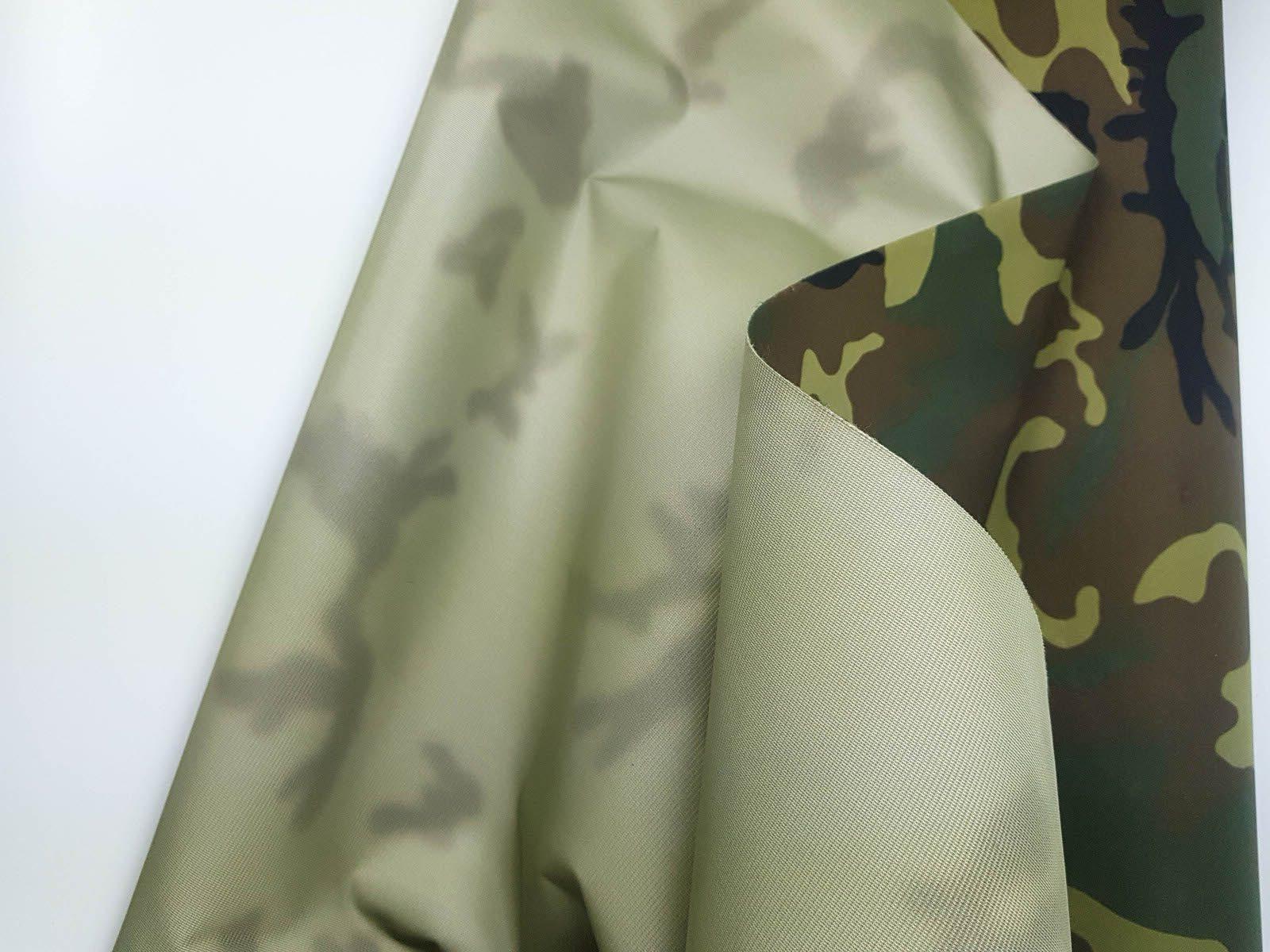 تولید پارچه نظامی
